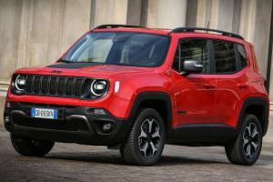 Voiture Jeep Renegade 4xe PHEV