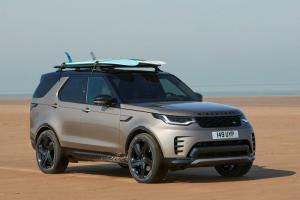 Voiture Land Rover Discovery SportP300 e